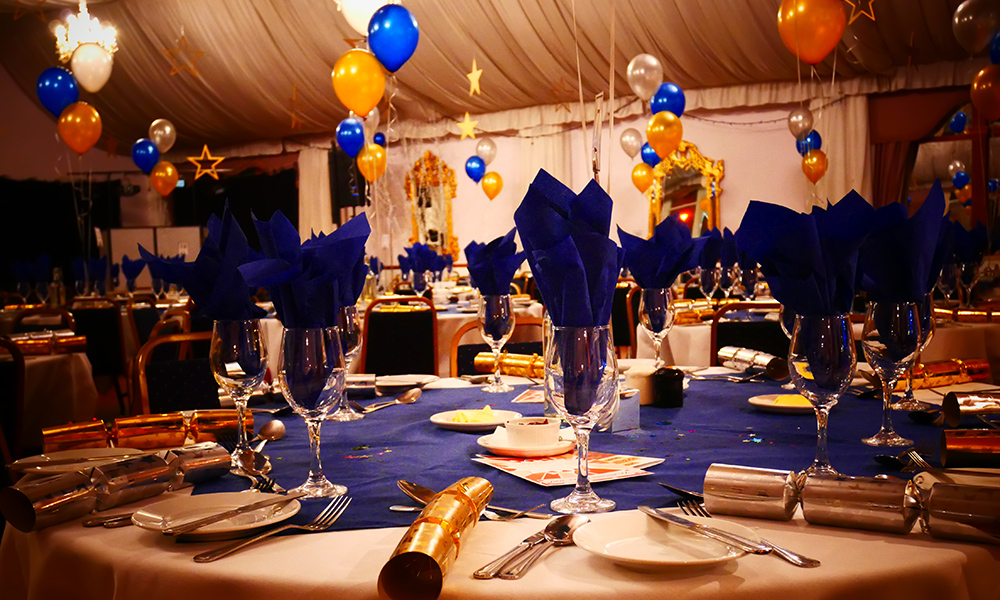 Rendezvous Hotel Christmas Party