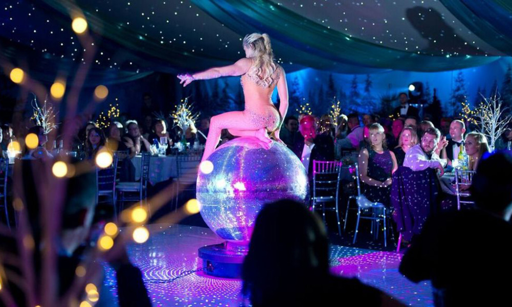 Trunkwell House Hotel Christmas Party 5