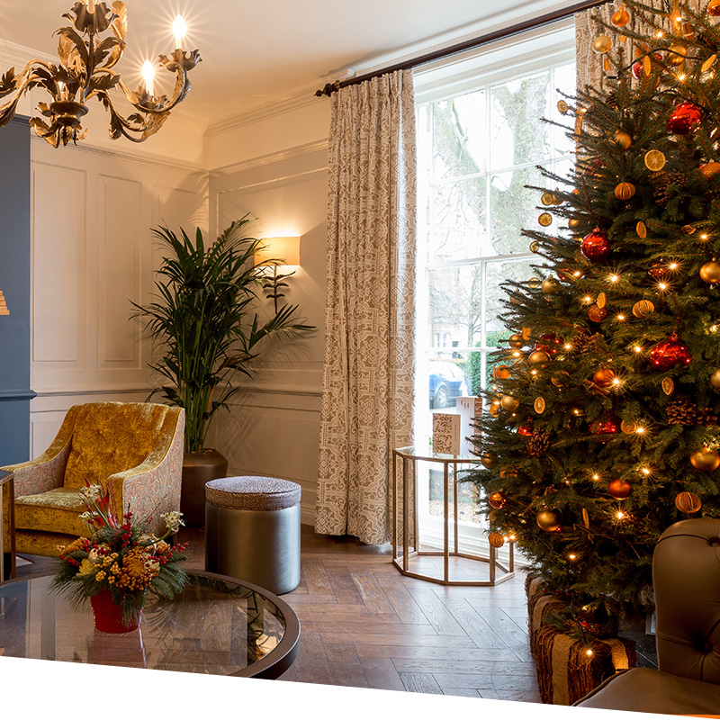 Christmas Party Brighton: The Gonville Hotel, Cambridge