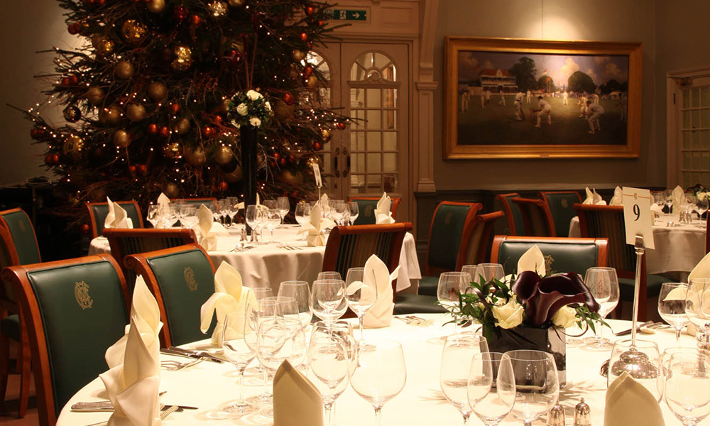 Lord's Cricket Ground Christmas Party 3