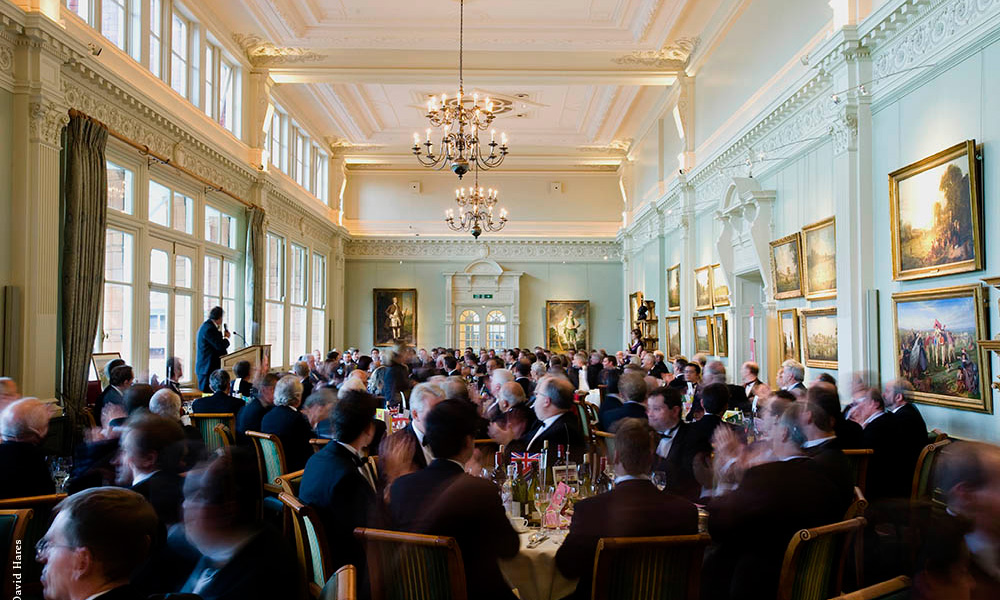 Lord's Cricket Ground Christmas Party 5