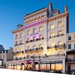 Mercure Brighton Seafront Hotel Christmas Party