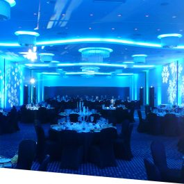 Hilton London Heathrow Christmas Party