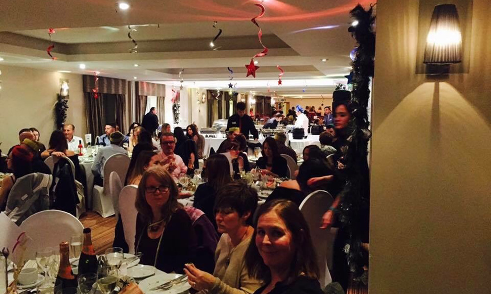 Watermill Hotel Christmas Party