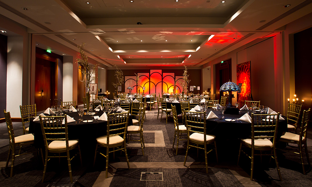 London Crowne Plaza The City Christmas Party