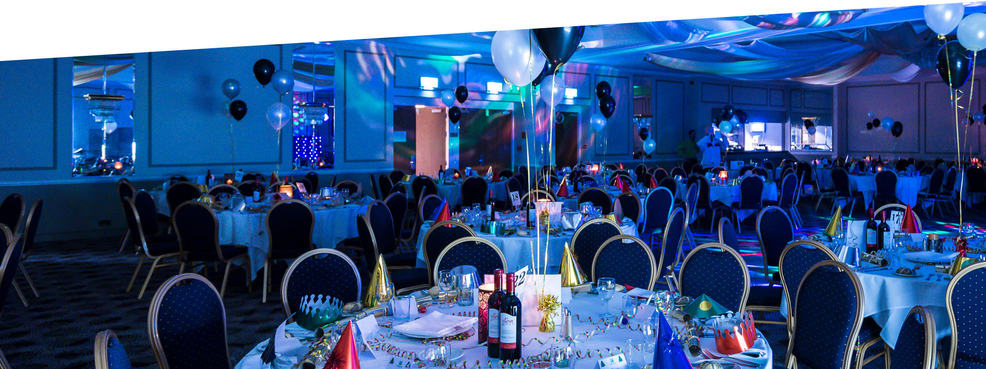 Holiday Inn Brighton Seafront Christmas Party