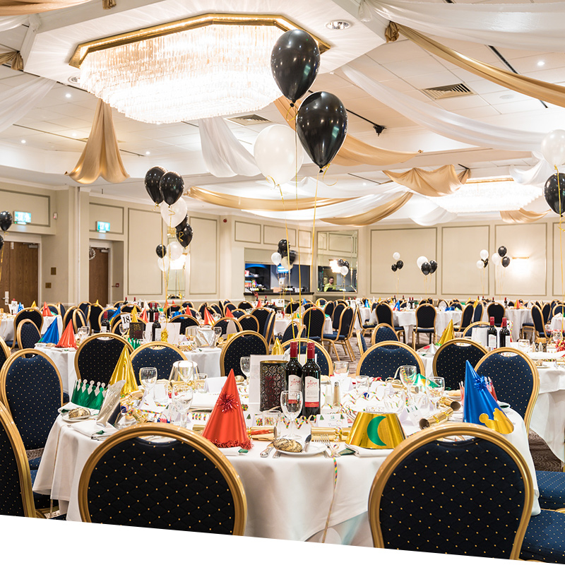 Christmas Party Brighton: Holiday Inn Brighton Seafront - Office