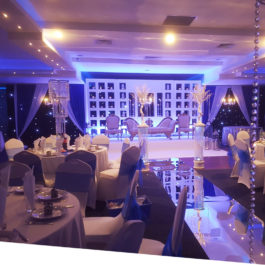 Royale Banqueting Suite Xmas Party
