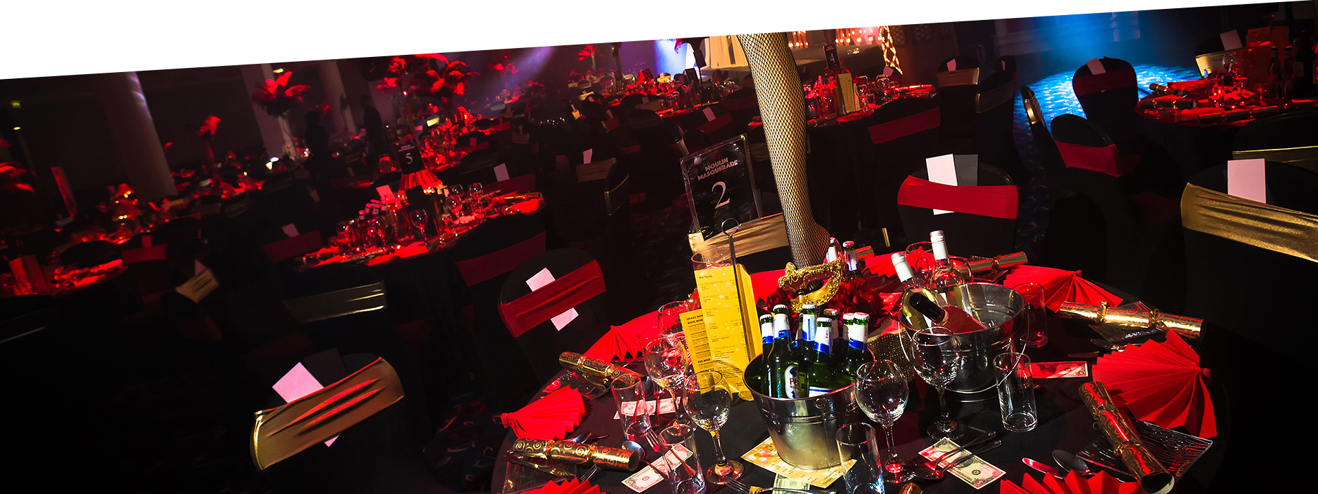 The Sheridan Manchester Christmas Party