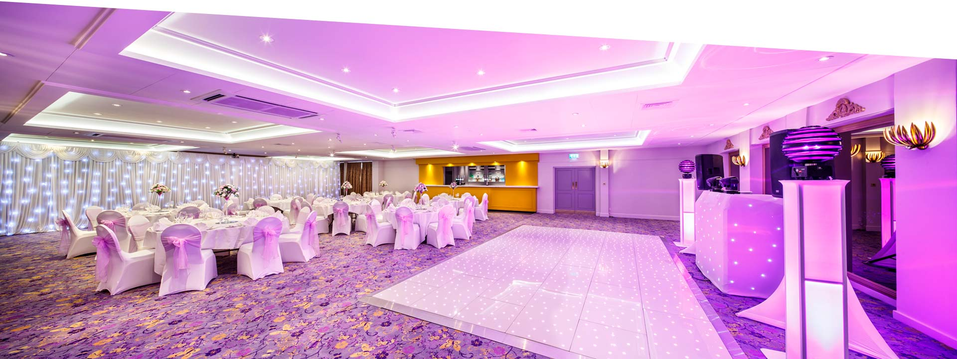 Mercure London Watford Hotel Christmas Party
