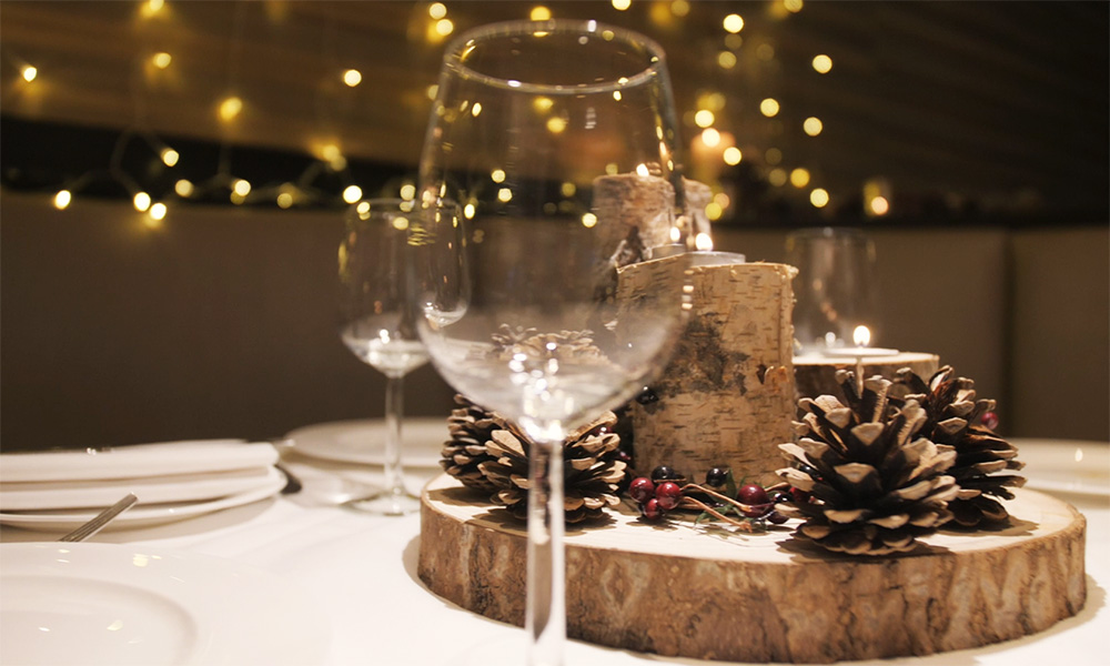 Zaman Restaurant Christmas Party