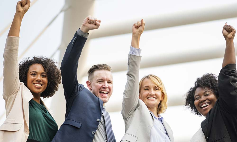 Team building is one of the best ways to motivate employees