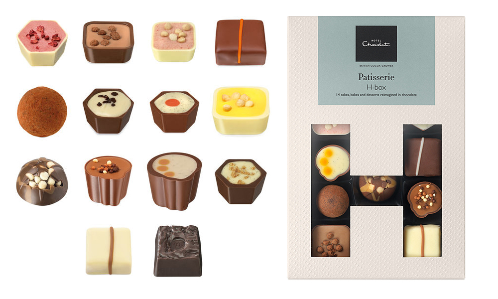 Hbox Patisserie Product