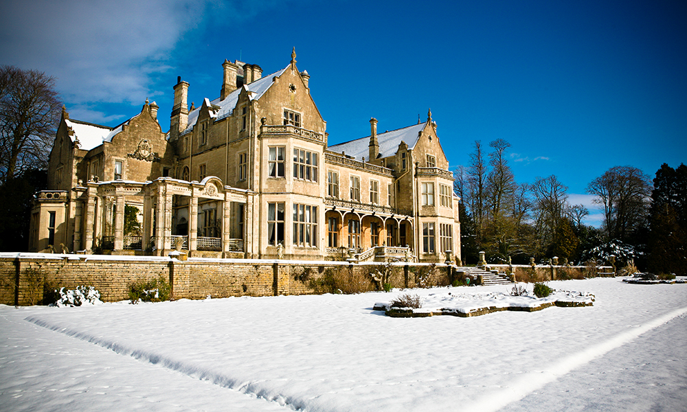 9 Orchardleigh Estate Christmas Party