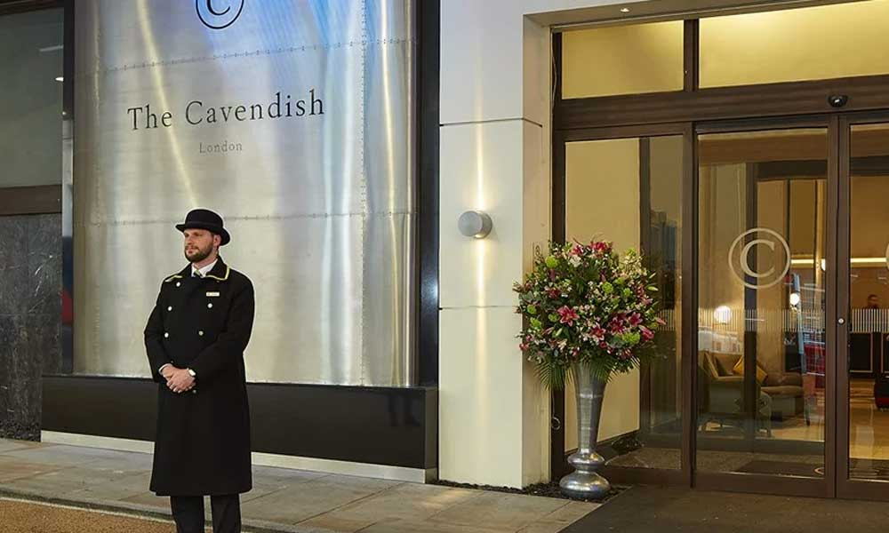 The Cavendish London Christmas Party 5