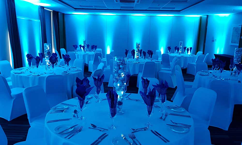 Holiday Inn Gatwick Christmas Party 1