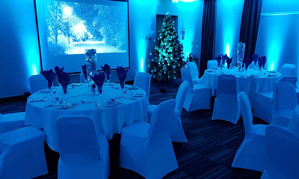 Holiday Inn Gatwick Christmas Party 2