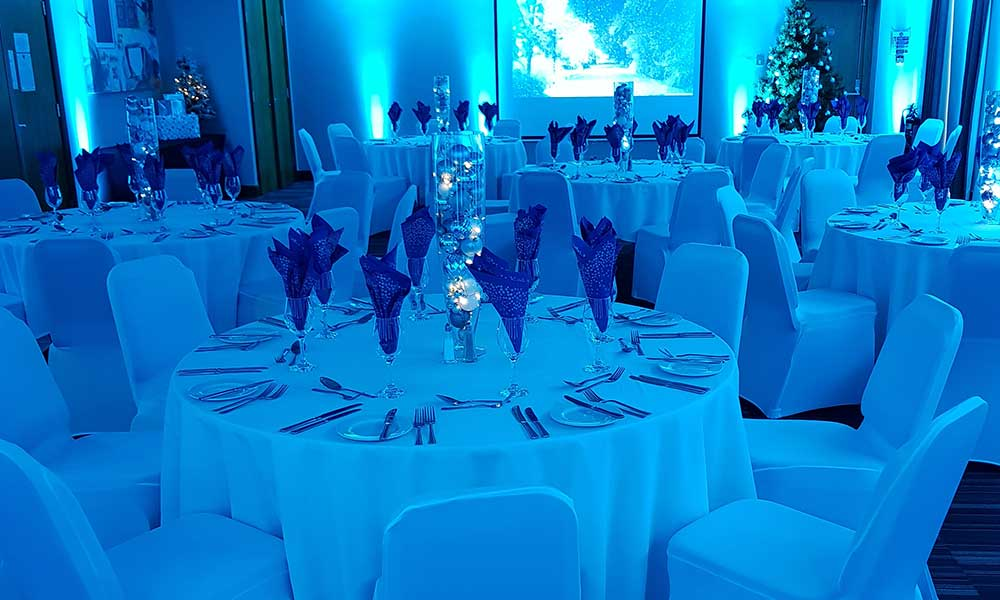 Holiday Inn Gatwick Christmas Party 3