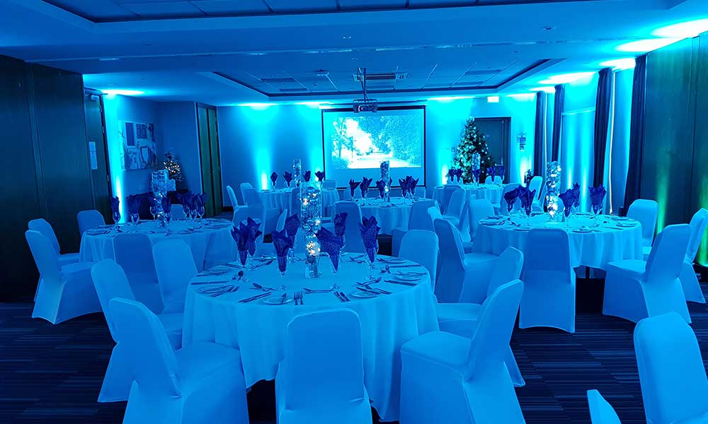 Holiday Inn Gatwick Christmas Party 4