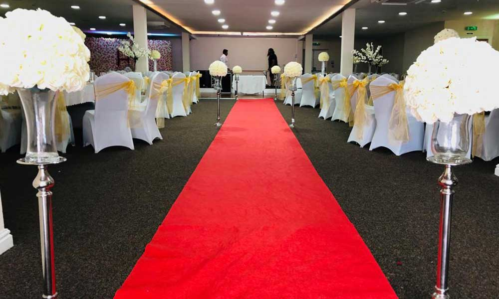 City Banqueting Suite Christmas Party 1