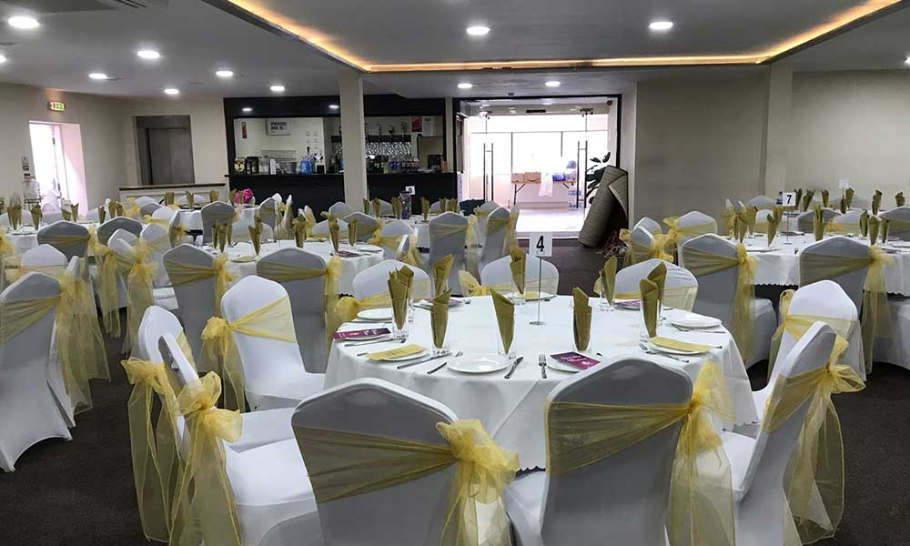 City Banqueting Suite Christmas Party 3