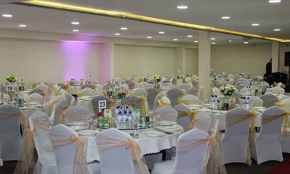 City Banqueting Suite Christmas Party 6