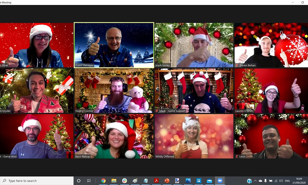Office Christmas Top Virtual Christmas Parties In 2020 Online Christmas Events