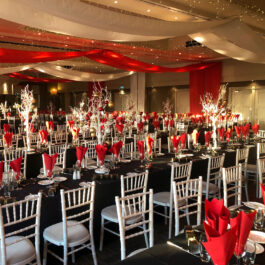 The Mere Resort Christmas Party