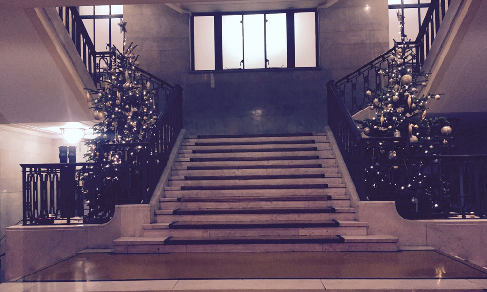 Banking Hall Christmas Party 3