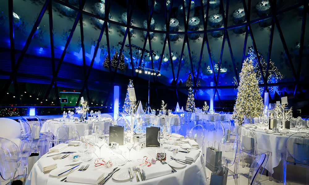 The Gherkin Christmas Party 1