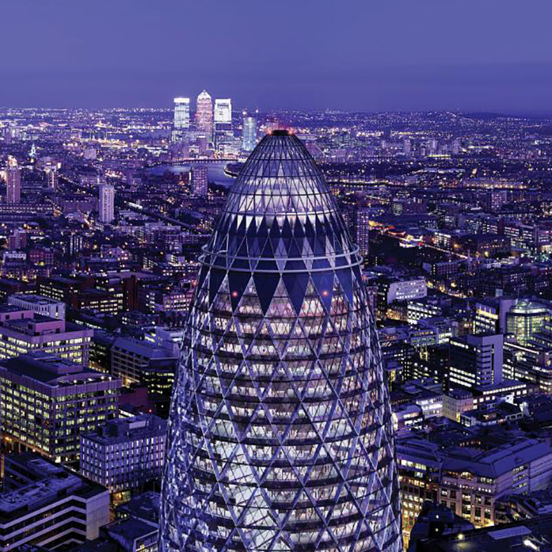 The Gherkin Christmas Party
