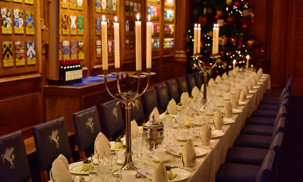 The Inner Temple Christmas Party 4