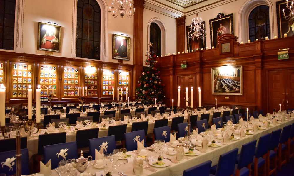 The Inner Temple Christmas Party 5